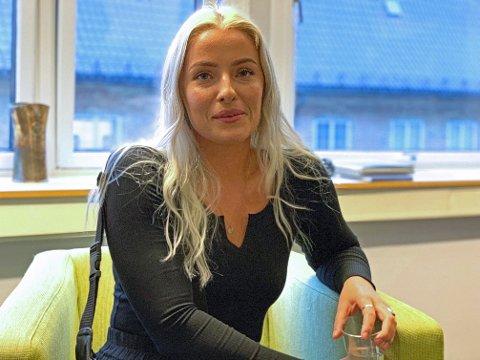 FULL SEIER: Sofie Bakkemyr fikk fullt medhold i den knusende fellelsen av VG i Pressens Faglige Utvalg. PFU-behandlingen av VGs dekning av saken om Giske-videoen.
