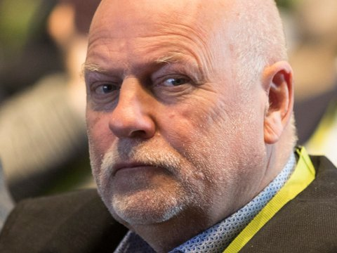 GÅR INN I KLIMADEBATTEN: TV-pastor Jan Hanvold fra Visjon Norge.