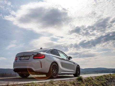 BMW M2 Competition, en av de aller morsomste bilene på markedet, er den soleklare avgiftsvinneren når bilavgiftene nå legges om.