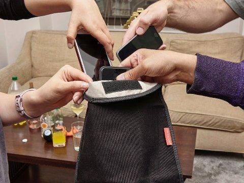 Årets julegave er mobilposen som blokkerer mobilsignaler.