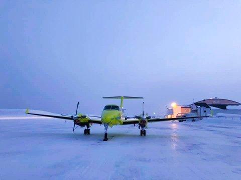 KAN FÅ GIGANTREGNING: Babcock International må trolig ta regningen for den ekstra medisinske beredskapen staten har sett seg nødt til å sette inn for å sikre pasienttransporten i Nord-Norge.