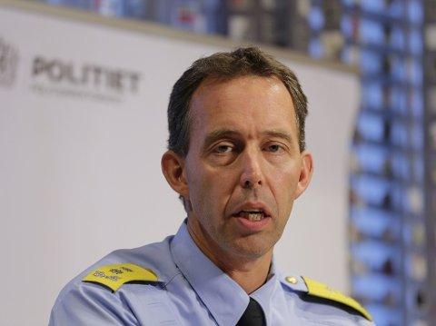VIL TA TAK: Politimester Kaare Songstad erkjenner at det er en usunn kultur i Vest politidistrikt og sier han arbeider for å endre den.