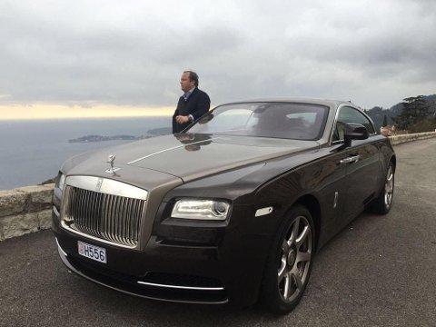 KURSRAKETT: PhotoCure har sendt millioner i urealisert gevinst til den Monaco-baserte investoren Alexander Hansson. Foto: Nettavisen