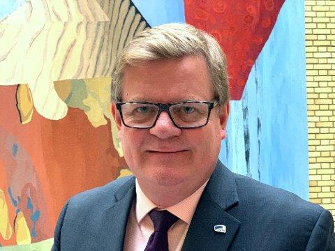 TAKKET NEI: Ordfører Harald Furre (H) i Kristiansand takket nei til å bli med på Tangens beryktede tur.