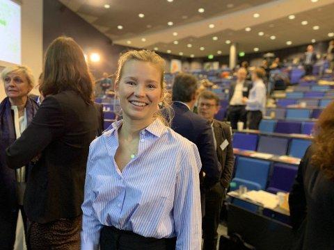 BÆREKRAFT: Tromsøværingen Cilia Holmes Indahl sluttet i fjor vinter i jobben hos Røkkes Aker og takket ja til stillingen som direktør i investeringsselskapet Nordic Impact. Nå har hun igjen fått ny direktørjobb.
