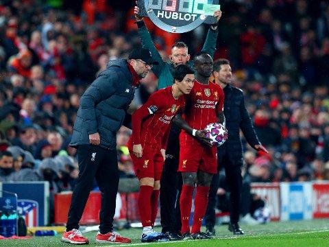 FATALE FØLGER: Liverpool og manager Jürrgen Klopp røk ut av Champions League mot Atlético Madrid 11. mars. Seinere har oppgjøret vist at fotballen fikk holde på for lenge da koronaviruset hadde spredd seg for alvor i Europa.