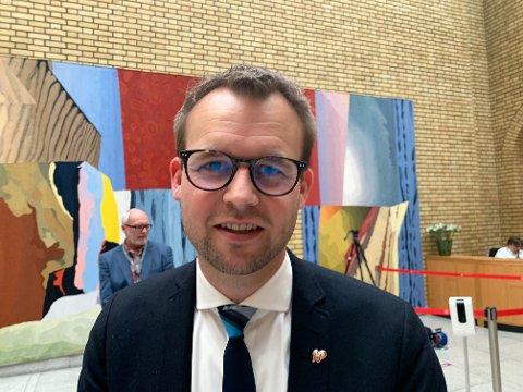 Det ble få gjennombrudd denne uken for KrF-leder Kjell Ingolf Ropstad.