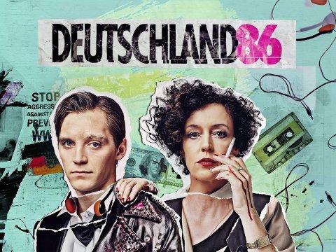 Fred Heggen lar seg begeistre av TV-serien «Deutschland», som så langt er laget i to sesonger; hver sesong lagt til henholdsvis årene 1983 og 1986. Nå står året 1989 snart for tur.