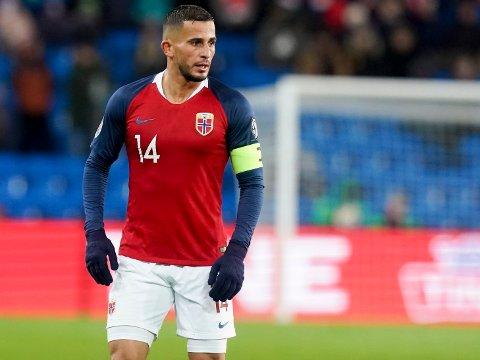 OFFISIELT: Norges Omar Elabdellaoui er endelig klar for nye oppgaver i en ny liga.