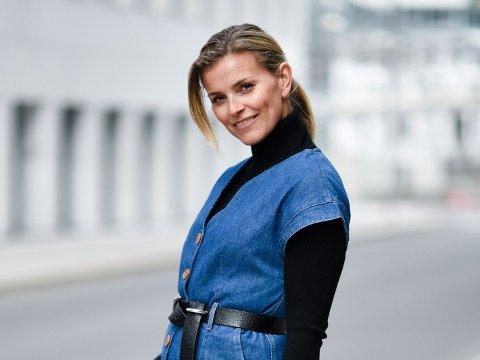LEI: Janka Polliani er lei av å få spørsmål om egen vekt.