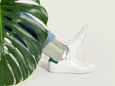 De ikoniske skoene fra Stan Smith har fått en liten makeover.