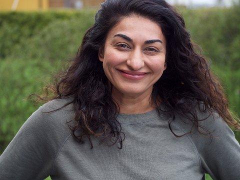 MULLA-LØFTET: Hos Stavrum & Eikeland forklarer Shabana Rehman om bakgrunnen for, og viktigheten av, det historiske Krekar-løftet som gjorde henne til rikskjendis over natta.