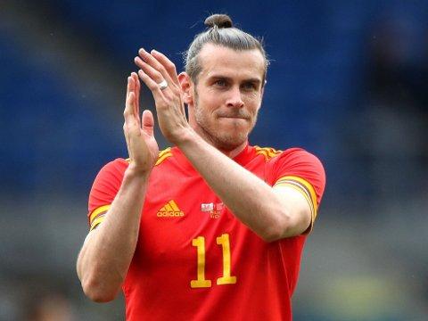 KAPTEIN I EM: Gareth Bale.