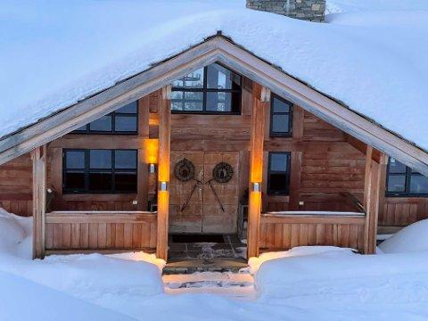 Ved utgangen av 2020 hadde Norge 186.200 dollarmillionærer. Mange investerer penger i hytter. Illustrasjonsfoto fra Beitostølen.