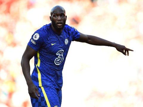 MÅLLØS: Etter mange år som Chelsea-eiendom jakter målmaskinen Romelu Lukaku fortsatt på sin første scoring på Stamford Bridge.