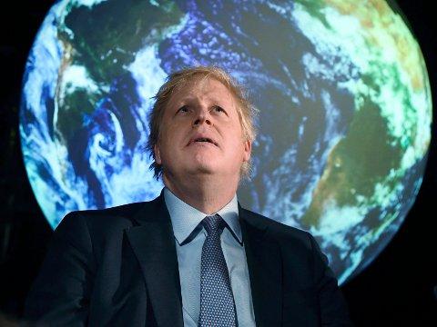 MANGE KRISER: Krisene kommer på rekke og rad for Storbritannias statsminister Boris Johnson som Brexit, pandemi og nå mat- og drivstoff-mangel.