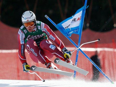 VANT: Aleksander Aamodt Kilde vant i Østerrike.