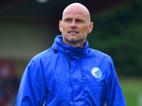 I RUTE: FC København og trener Ståle Solbakken fikk med seg et godt utgangspunkt fra mesterligakvalifiseringskampen i Romania.