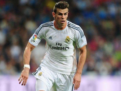 VINNER I HJEMBYEN? Gareth Bale har muligheten til å klare noe helt spesielt i Champions League-sammenheng.