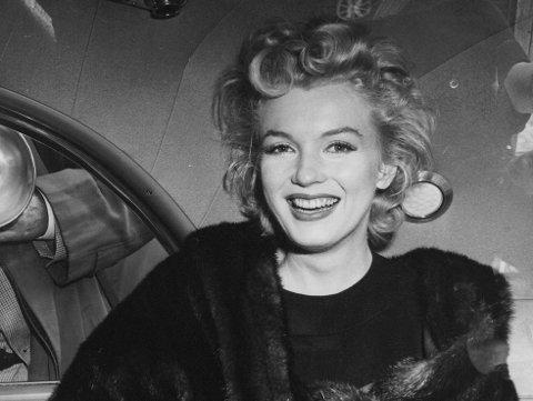 UTROSKAPSTRØBBEL: Ryktene skal ha det til at Marilyn Monroe var alt annet enn trofast mot ektemannen, og i noen måneder faktisk ble gravid etter en affære.