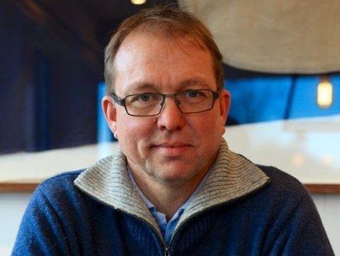 BER OM ENDRING: Audun Bringsvor, generalsekretær i Norsk Hyttelag, ber om endring av den nye hytteforskriften før påske.