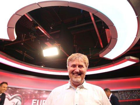 OVERRASKER: Lotteritilsynet er overrasket over fotballreklamene som sendes på Discovery, der Jan-Erik Aalbu er sportslig leder.