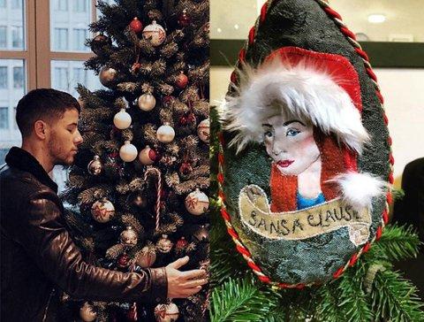 Ingen feirer julen slik som kjendisene kan
