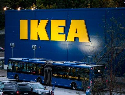 Ikea. Foto: Lise Åserud / NTB scanpix.
