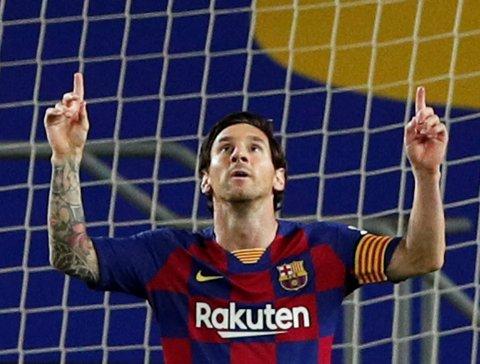 Lionel Messi har scoret 17 seriemål på Camp Nou denne sesongen. Tirsdag kveld er trollmannen fra Argentina på ny scoringsjakt når Barcelona tar imot Athletic Bilbao.