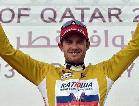 VANT: Syklisten Alexander Kristoff.