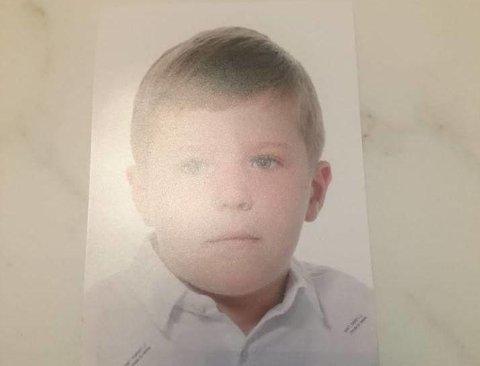 Verge Midia Soufi har delt et bilde på Facebook av Denis fra da han var tre år.