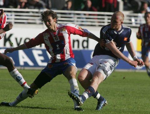 Daniel Torres har spilt for Tromsø og Bryne.