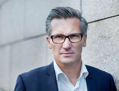 Datatilsynets direktør Bjørn Erik Thon synes det er «veldig pussig» at barn har havnet i databasen til World-Check.