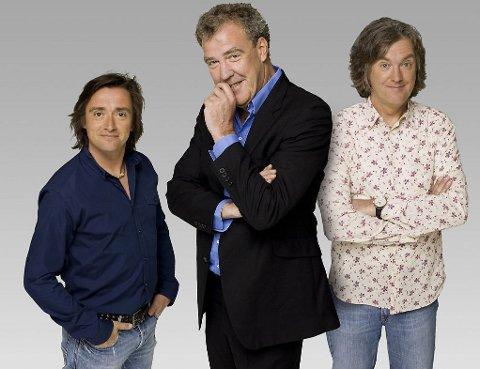 DØD: Mannnen bak selve ideen til «Top Gear» konseptet, Derek Smith, er død. Foto: BBC