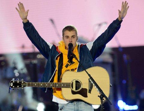Justin Bieber avlyser resten av turneen sin. Billetter refunderes på utsalgsstedet, heter det ifølge managementet.