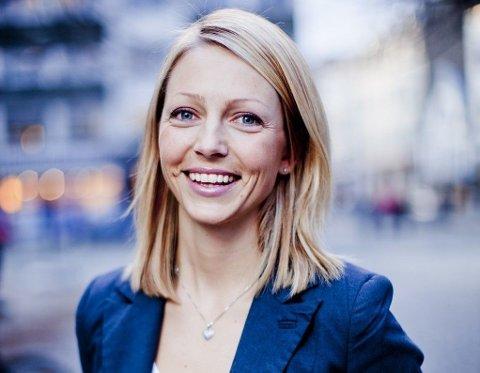 Forbrukerøkonom Maria Setsaas i Danske tror netthandelen vil eksplodere etter økningen i grensen for tollfrihandel.