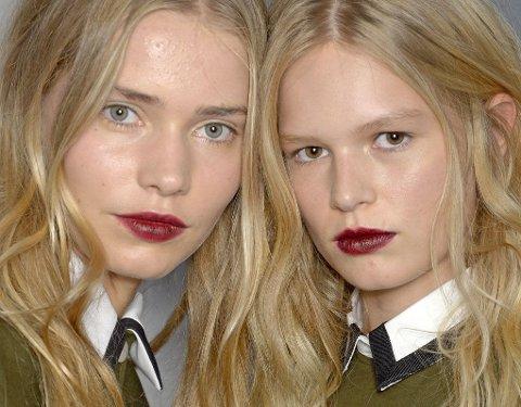 TRENDY: I høst kan håret ifølge motebildet gjerne se litt rufsete og, og det er jo en fordel. Samtidig kan det lett bli for mye av det gode også, og det kan være greit å ta et par grep, slik at du sikrer en fin frisyre vinteren gjennom.