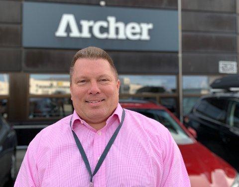 - 2018 har vært et vekstår for Archer, og vi endte året med sterke finansielle resultater, sier toppsjef John Lechner i en børsmelding onsdag.