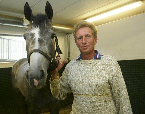 Far og trener Wido Neuroth tilbake i 2004. Foto: Morten Holm / NTB scanpix.