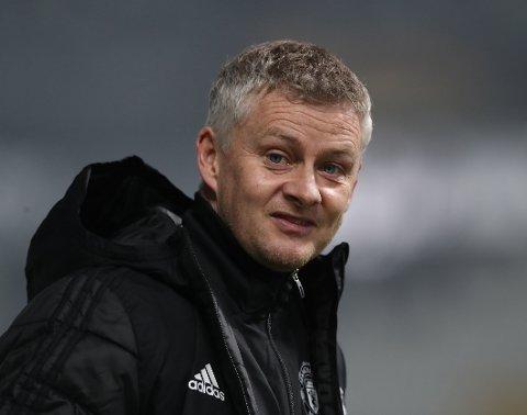 I OPPHETET DISKUSJON: Manchester United-manager Ole Gunnar Solskjær.