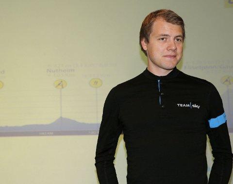 FRI ROLLE: Edvald Boasson Hagen ønsker å vinne nye sykkelritt.