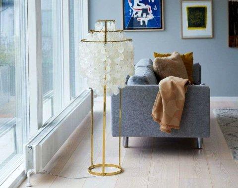 HØSTLYS: Piff opp hjemmet med årets lampenyheter. Disse lampene er langt fra kjedelige.