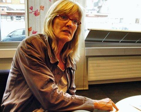 Arbeiderpartiet vil endre loven for å stoppe spekulantene. Nå vil også SV problemet til livs. På bildet: Karin Andersen (SV).