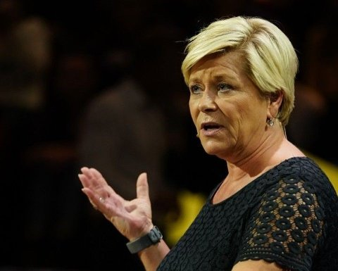 MILLIARD-INNTEKTER: Neste år trenger finansminister Siv Jensen 241 oljemilliarder for å betale den norske velferdsstaten.
