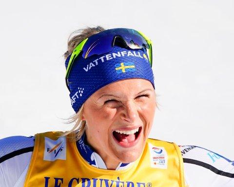 Frida Karlsson ble tirsdag tatt ut til OL. Foto: Lise Åserud / NTB