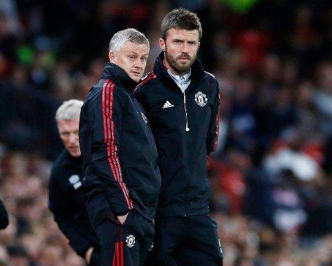 NEDTUR: Ole Gunnar Solskjær og hans Manchester United røk ut av ligacupen.
