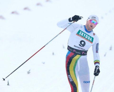 VANT I FJOR: Petter Northug vant sprinten på Beitostølen i fjor. I år får han sjansen til å vinne den på nytt.
