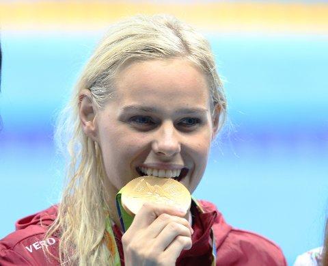 Pernille Blume og resten av de danske OL-håpene venter på vaksine. Foto: Erik Johansen / NTB