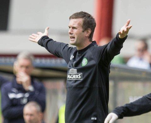 SPILLERFLUKT? Ronny Deila har sitt å stri med i Celtic.