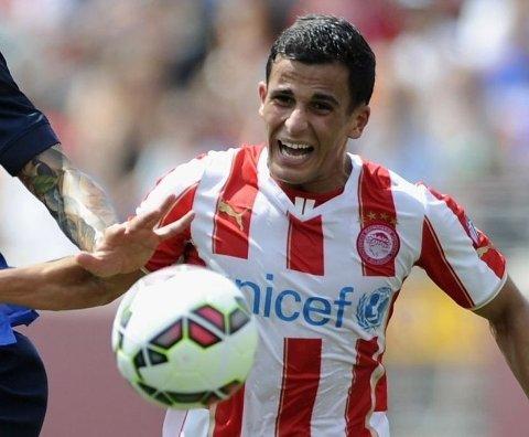 GÅSEHUD: Omar Elabdellaoui digger å spille i Champions League.